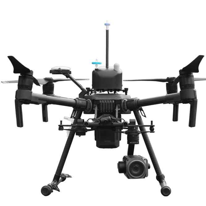 gas montoring detectie drone